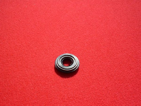 17mm Black Treaded for all front Tractors Tyre (Each)